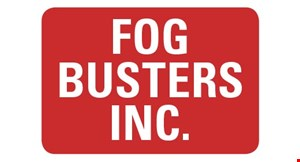 Product image for Fog Busters Inc. 15% OFF glass excludes labor.