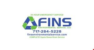Fins Environmental Service logo