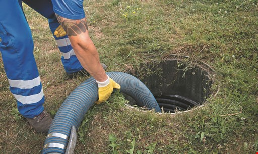 Product image for Fins Environmental Service $10 off any pumping of septic system