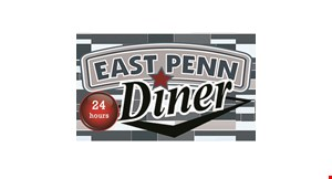 Product image for East Penn Diner $3 OFF any check