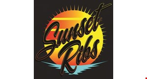 Product image for Sunset Ribs $15 For $30 Worth Of American Cuisine