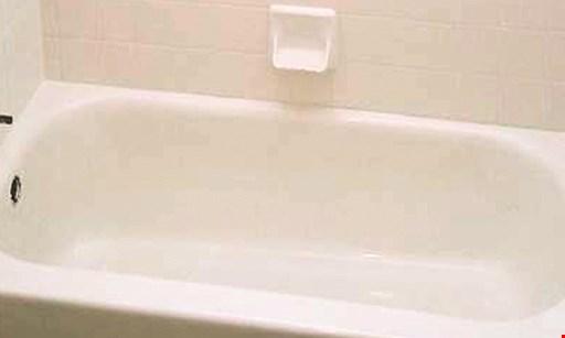 Product image for Bathroom Resurfacing Specialist 10% off any tub reglazing