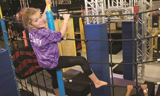 Product image for Urban Air Adventure Park $25 off birthday parties