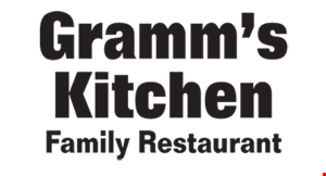 Gramm's Kitchen Family Restaurant logo
