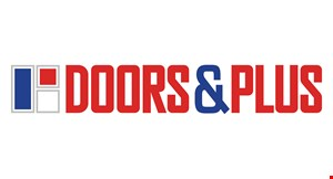Product image for Doors & Plus, Inc. $50 Off orders over $1000. $100 off orders over $2000.