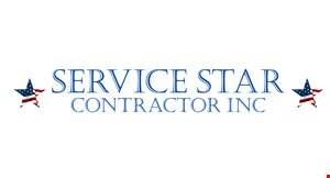 Product image for Service Star Contractor Inc $200 off any job of $1000 or more.