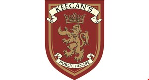Product image for Keegan's Public House - Woodstock Free kids meal