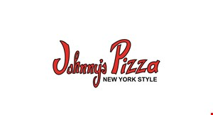 Product image for Johnny's New York Pizza- Marietta $10 For $20 Worth Of Casual Dining (Also Valid On Take-out & Delivery w/ Min. Purchase $30)