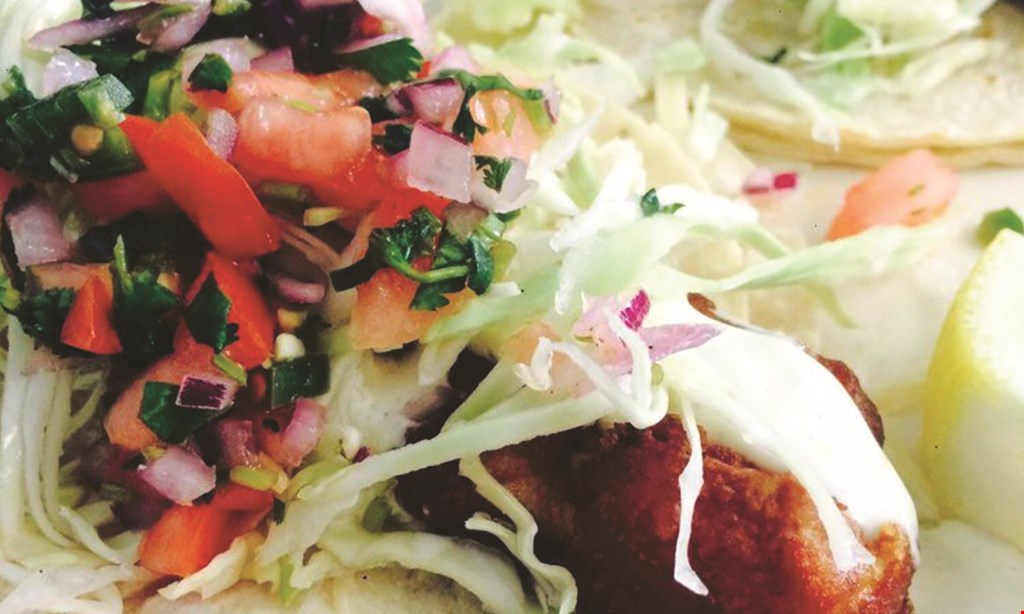 Product image for La Rana Mexican Food 50% Off lunch entree buy 1 lunch & 2 drinks, get 2nd lunch of equal or lesser value 50% off
