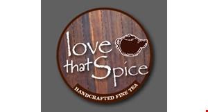 Love That Spice & Tea Shop logo