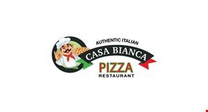 Casa Bianca Pizza Restaurant logo