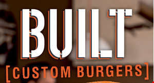 Product image for Built Custom Burgers $15 for $30 Worth of Casual Dining