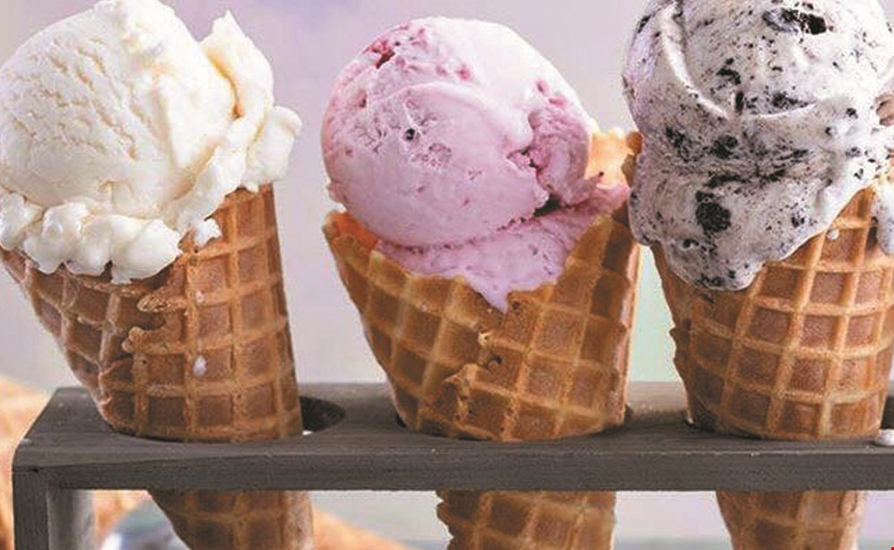 Product image for Polish Water Ice 50% off sundae buy 1 sundae, get 1 of equal or lesser value at 50% off.