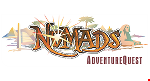 Nomads Adventure Quest logo