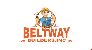 Product image for Beltway Builders, Inc $50 off any handyman service