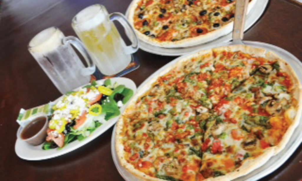 Product image for Nashville Pizza Company $5 OFF any food purchase of $25 or more.