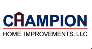 Product image for Champion Home Improvements, LLC $189 no contact roof inspection and gutter cleaning