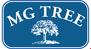 Product image for MG Tree $100 off any project