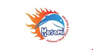 Masami Japanese Steak House & Sushi Bar logo