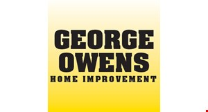 Product image for George Owens Home Improvement FREE estimate.