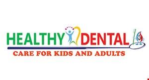 Healthy Dental-Windsor Mill logo