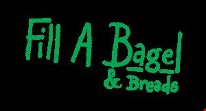 FILL A BAGEL & BREADS logo