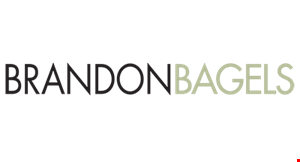 BRANDON BAGELS logo