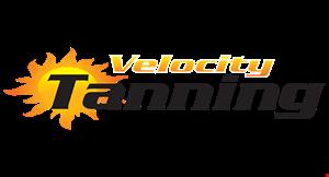 Velocity Tanning logo