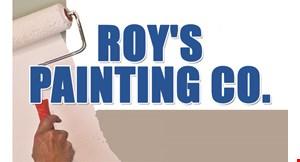 Roy's Painting Company logo