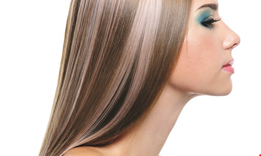 Product image for WG Salon $20 Off any color service.