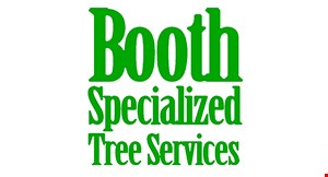 Booth Specialized Tree Services logo