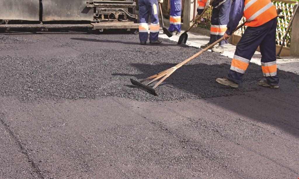 Product image for Century Aspault $50 Off any hot asphalt repair.