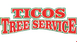 Product image for Tico's Tree Service $60 off tree trimming & pruning (min. $500).