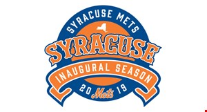 Product image for Syracuse Mets $32 For (4) 200 Level Reserved Boxed Seats (Reg. $64)