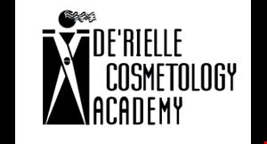 De'rielle Cosmetology Academy logo