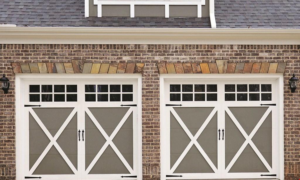 Product image for Doorworks Inc. Have your garage door rebuilt for $425.