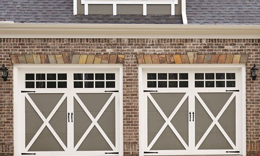 Product image for Doorworks Inc. Have your garage door rebuilt for $425.
