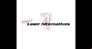 Mimi's Laser Alternatives logo
