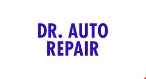 Product image for Dr. Auto Repair Regular oil change $39.99 with FREE safety inspection