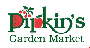 Product image for Pipkin's Garden Market $5 off your first purchase of $25 or more.