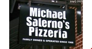 Michael Salerno's Pizzeria logo