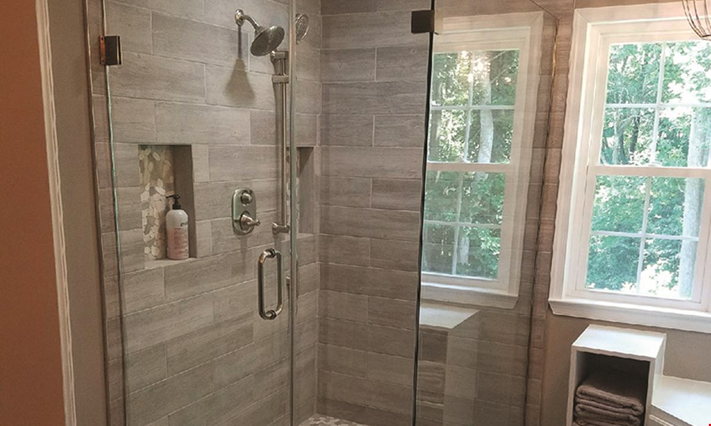 Product image for Economy Glass CLIPPER SPECIAL $145* OFF SHOWER ENCLOSURE.