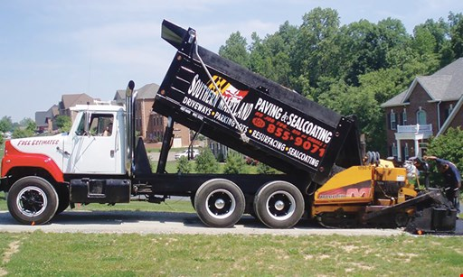 Product image for Southern Maryland Paving & Sealcoating FREE Estimates & Special Offers