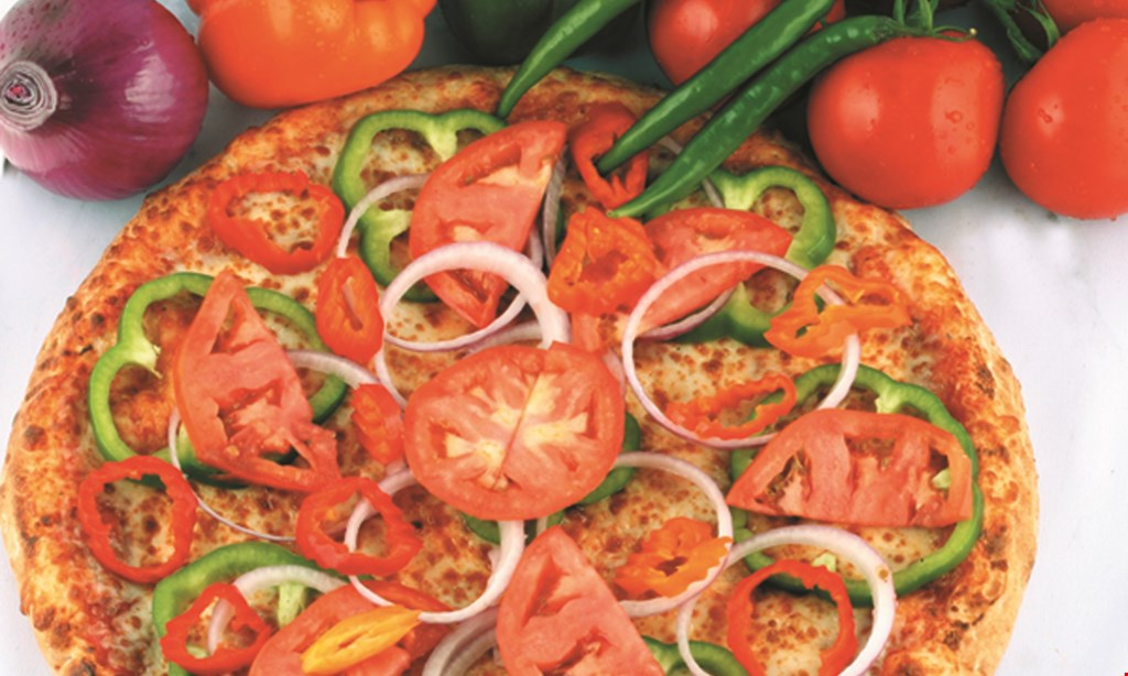 Product image for Gianni's Pizzarama $5 off any purchase of $25 or more.