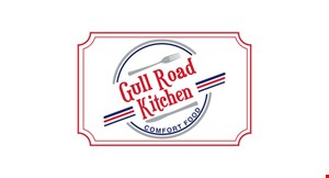 Gull Road Kitchen logo