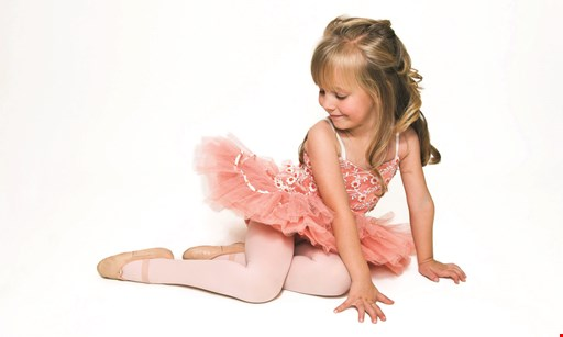 Product image for All That Jazz Dance Studio 50% OFF Fall Registration $10 Value New Students Only.