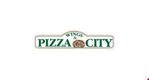 """Product image for WINGS & PIZZA CITY/WINDSOR MIL + Tax$21.991 Medium 12"""" Pizza With 1-Topping, 8"""" Sub, Fries & Can of Soda."""