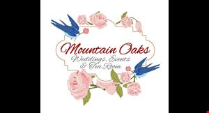 Mountain Oaks Tea Room logo