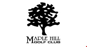 Product image for Maple Hill Golf Club $38 For A Round Of Golf For 2 With Cart (Reg. $76)