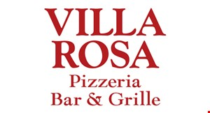 Villa Rosa Pizzeria Bar and Grille logo